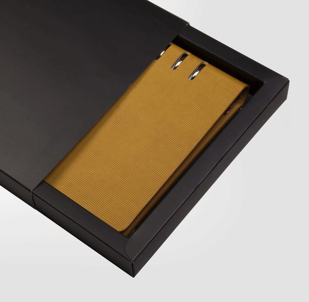 جعبه نگهدارنده سالنامه لوکس