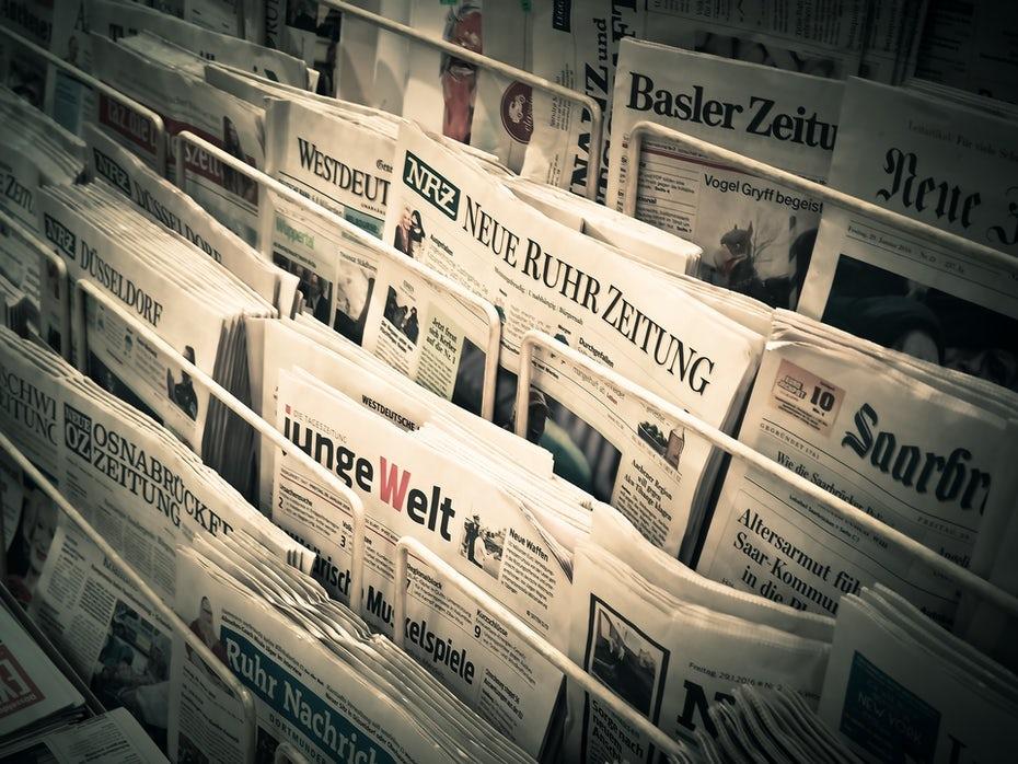 چاپ افست روزنامه