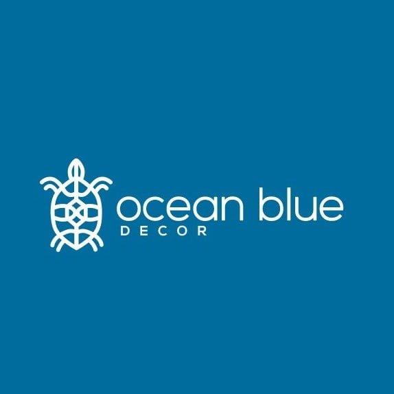آبی دریا در طراحی