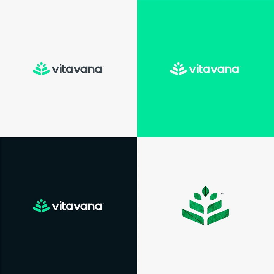رنگ سبز در طراحی لوگو