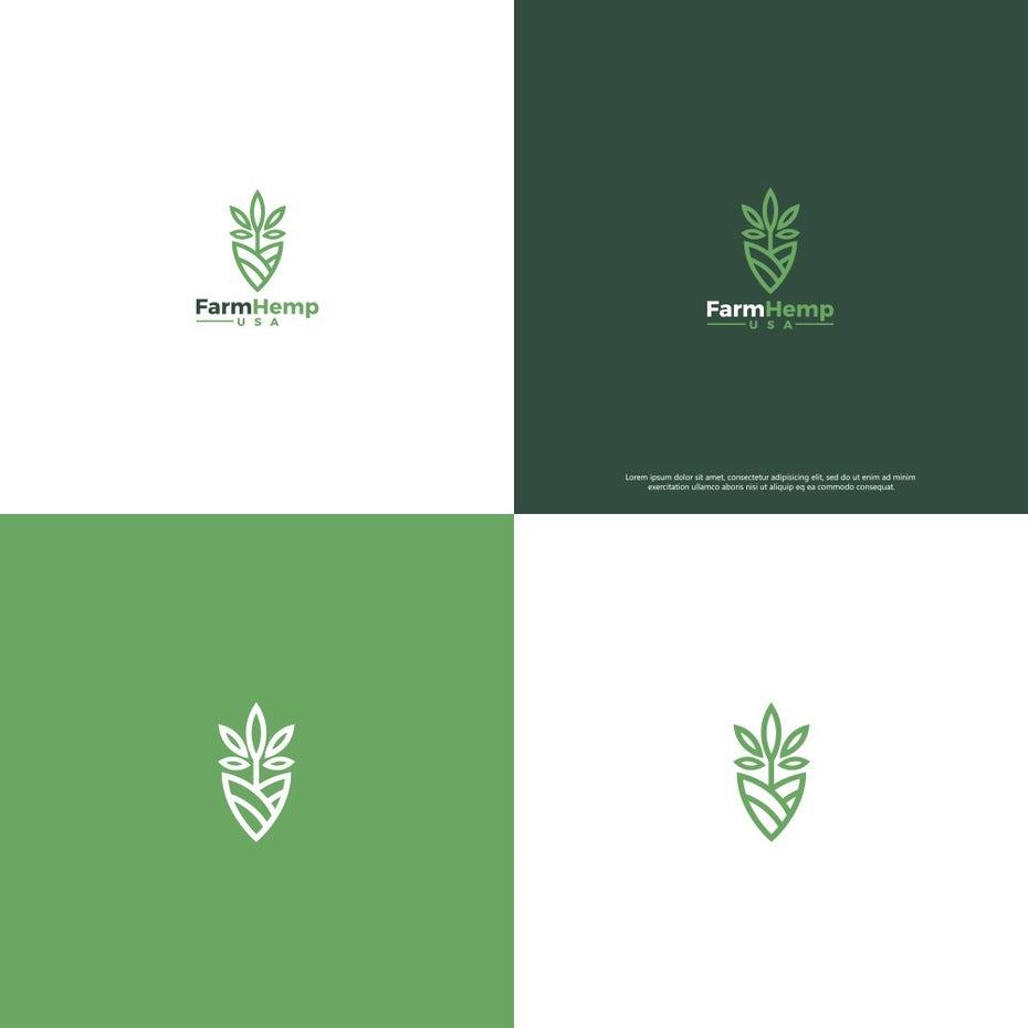 رنگ سبز در روانشناسی رنگ