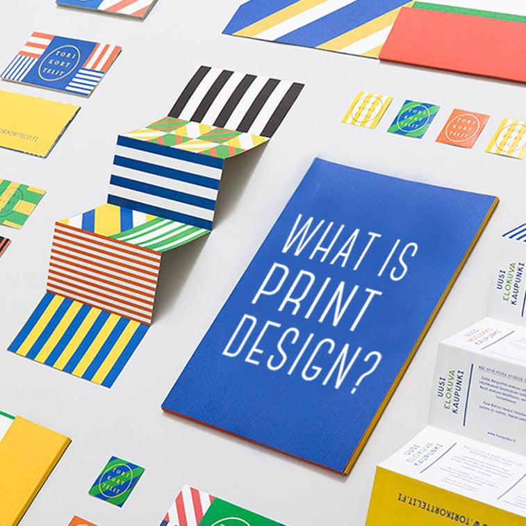 طراحی چاپ چیست؟